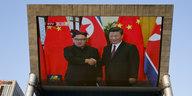 Machtspiele in Nordostasien: Kim Jong Un schon wieder in China