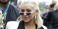 Christina Aguileras neues Album: Heilkristalle statt Schlammcatchen