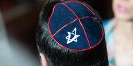Prozess wegen antisemitischem Übergriff: Kippa nicht gesehen