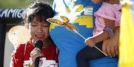 Familientrennungen an der Grenze: Kindertränen schockieren USA