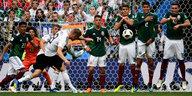 WM der Standardtore: Im ruhenden Ball liegt die Kraft