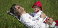 EU-Ministerrat zu exklusiver Väterzeit: Ohne Gesetz ist Emanzipation schwer