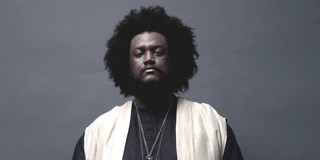 Porträt Kamasi Washington