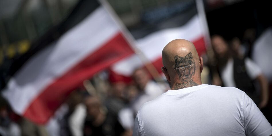 Faschistische Symbole Erkennen Keine Wonne Mit Nazisonne Tazde