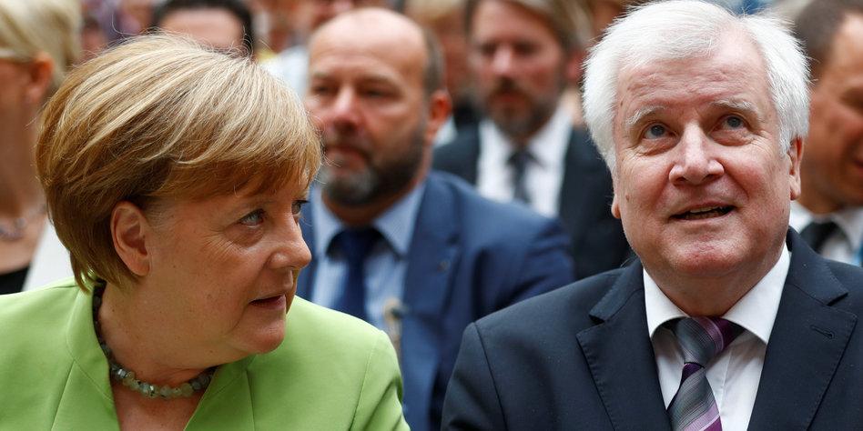 Asyl-Frage: Rückführung: Merkel soll Zusagen von 14 Ländern haben