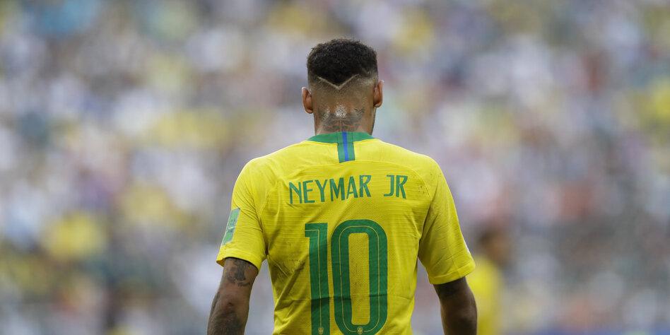 Brasilien Mexiko Neymar