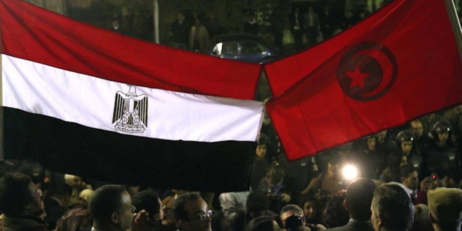 Tunesien Und Die Arabische Welt Heute Ben Ali Morgen