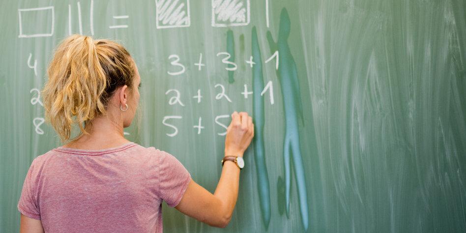 Personal Offensive In Sachsen Lehrermangel Macht Erfinderisch Tazde