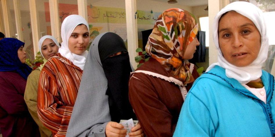 Frauenrechte in Marokko: Das Haus von Casablanca - taz.de