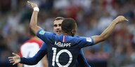 WM-Finale Frankreich – Kroatien: Liberté, égalité, Mbappé