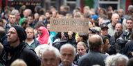 Plakat-Aktion nach NSU-Urteil: Vier Aktivisten in Gewahrsam