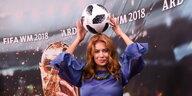 """Weltmeisterin Bresonik über Fußball: """"Frauen als schmückendes Beiwerk"""""""