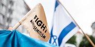 Streit unter Leipzigs Antideutschen: Lieber rechts als gar kein Israel