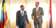 Kommentar Eritrea und Äthiopien: Unumkehrbarer Frieden