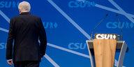 Horst Seehofers Rolle im Fall Sami A.: Chefsache wird zum Chefproblem