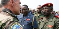 Neuer Armeechef im Kongo: General mit düsterer Geschichte