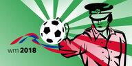 """WM-Podcast """"Russisch Brot"""": Das war die WM in Russland"""