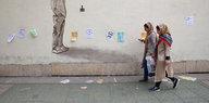 Party-Demo vor der iranischen Botschaft: Solidarität mit Instagram-Tänzerin