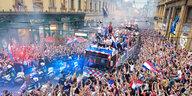 Kroatiens WM-Sommermärchen: Fast alle besiegt – ganz ohne Tote