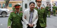 Entführung von Trinh Xuan Thanh: Vietnamese gesteht Mittäterschaft