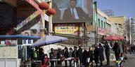 Chinas berüchtigte Lager: Nach Uiguren auch Kasachen?