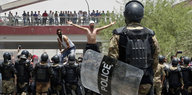 Proteste gegen korrupte Politiker im Irak: Regierung in Bagdad unter Druck