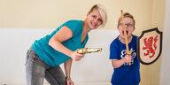 Nachwuchs mit Downsyndrom: Die seltenen Kinder