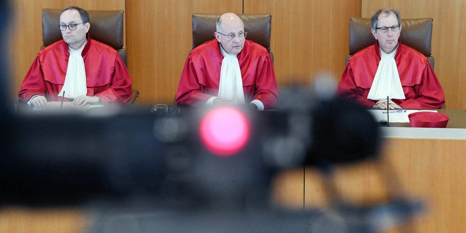 Urteil: Bundesverfassungsgericht schränkt Rundfunkbeitrag leicht ein