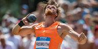 Sportler Freimuth nimmt sich Auszeit: Wenn das Ich auf der Schulter sitzt