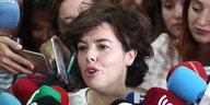 Wahlen bei Spaniens Konservativen: Stimmung machen mit rechts
