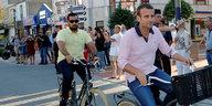 Macron-Mitarbeiter schlägt Student: Gleiches Recht für alle?