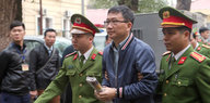 Entführter Vietnamese Trinh Xuan Thanh: Deutschland hat Entführer ausgebildet
