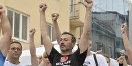 Proteste in der Serbischen Republik: Gerechtigkeit für David Dragičević