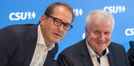 """Anzeigen wegen Dobrindt-Äußerungen: """"Abschiebe-Saboteure"""" ist sagbar"""