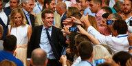 Konservative Partido Popular in Spanien: Casado ist neuer Parteichef