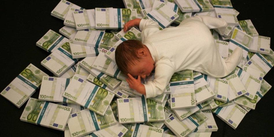 Elterngeld Zu Wenig