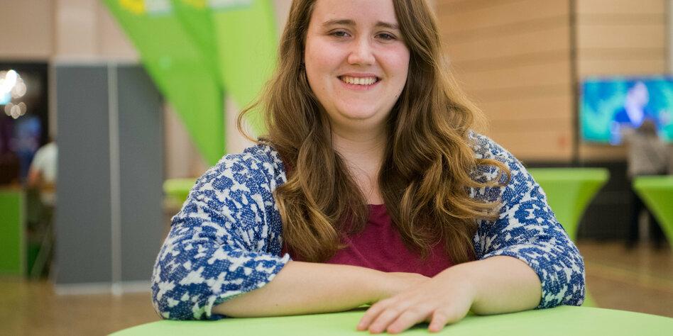 Grüne Jugend Sprecherin über Heimat Nicht Auf Patriotismus