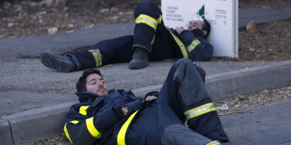 Feuerwehrmänner