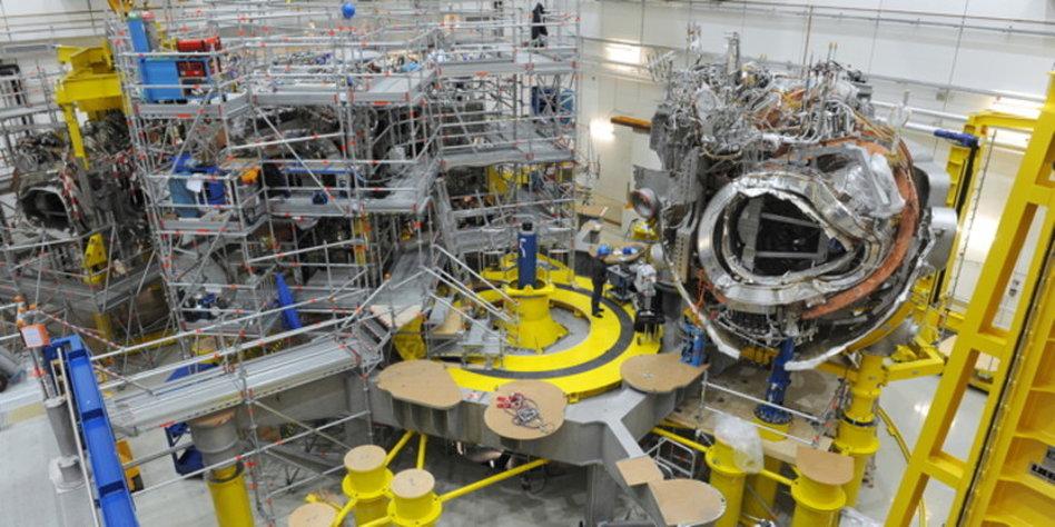 fusionsreaktor vorteile nachteile