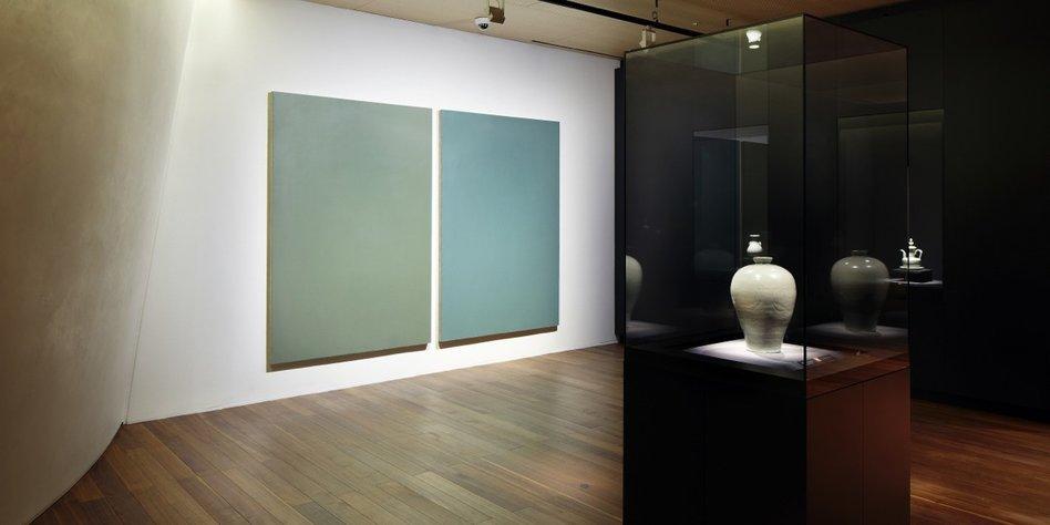 keramik traditionen in korea die eleganz des kranichs. Black Bedroom Furniture Sets. Home Design Ideas
