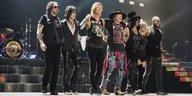 Neuauflage von Guns-N'-Roses-Debüt: Kontrolle und Zügellosigkeit