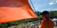 Flüchtlingsaktive in Berlin: Mehr als nur Seenotrettung