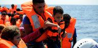 """NGO-Rettungsschiff im Mittelmeer: """"Aquarius"""" sucht erneut nach Hafen"""