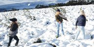 Extreme Temperaturen weltweit: Kältewelle in Südafrika