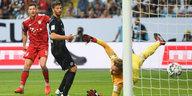 Bayern gewinnt den Supercup: Bruda, schlechte Stimmung