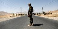 Kämpfe im afghanischen Ghasni: Taliban überrennen Provinzhauptstadt