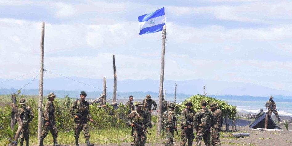 Nicaragua und Costa Rica mit Ansprüchen: Schöner streiten ...
