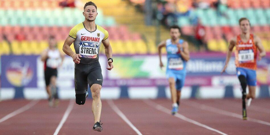elegantes Aussehen sehr günstig Markenqualität Para-Leichtathletik-EM in Berlin: Geradlinig auf Rekordjagd ...
