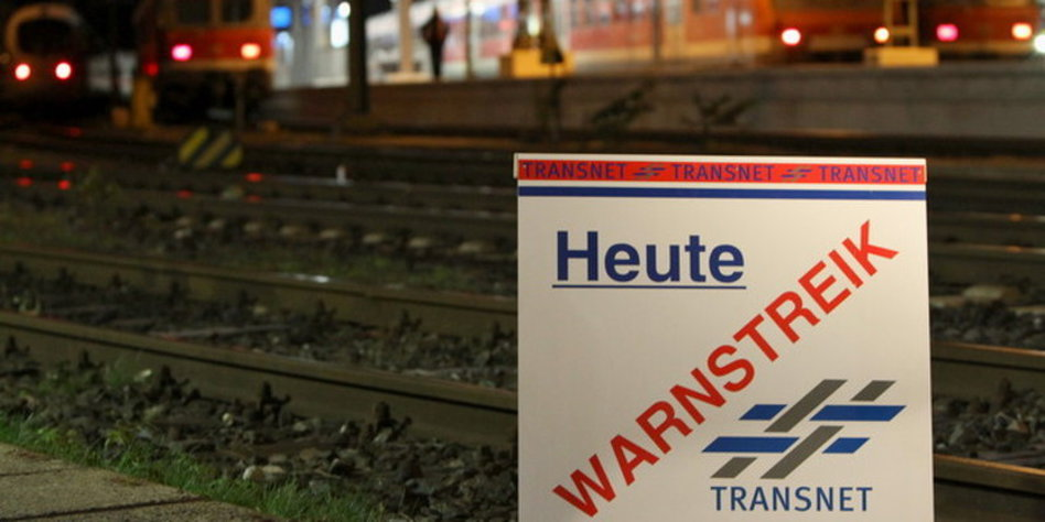 Bahn Warnstreiks Auch Fernverkehr Betroffen Tazde