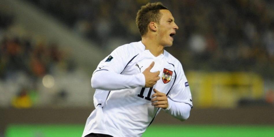 österreichischer fußballer